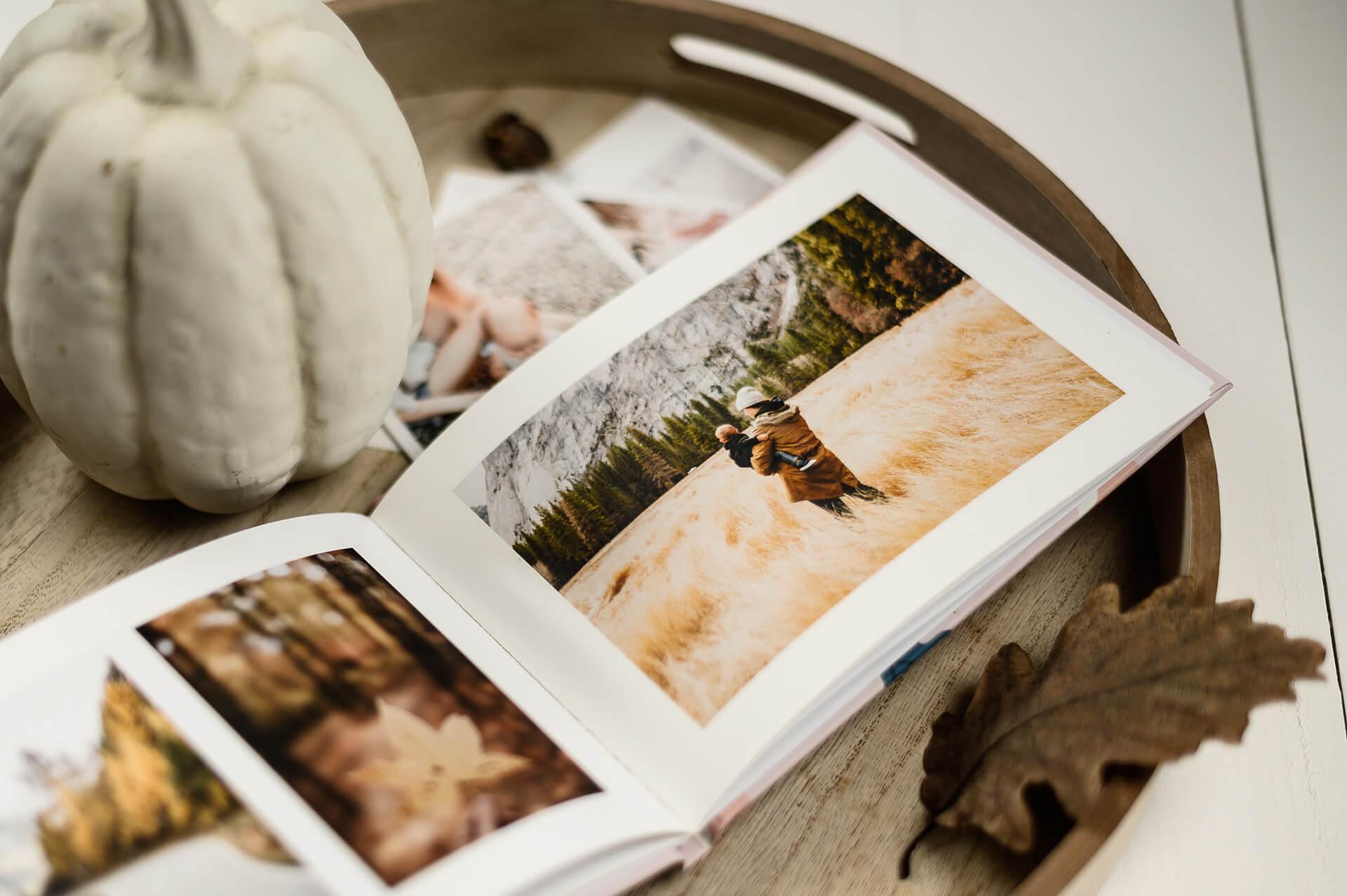 Fotoknjiga in fotografije Printee