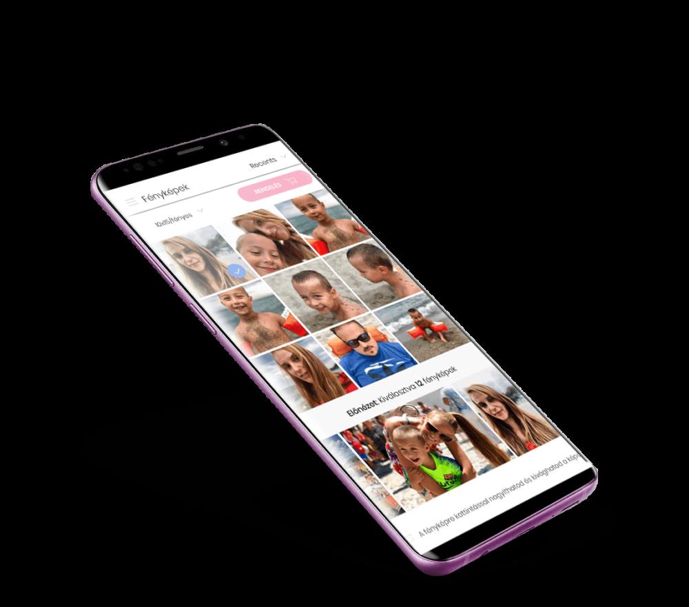 Printee - A fotó alkalmazás