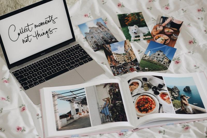 zbiraj trenutke, fotografije
