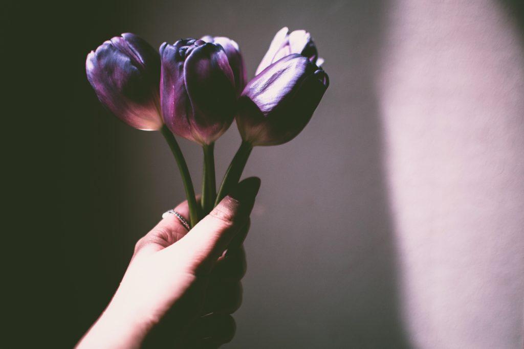 materinski dan, rože, šopek rož