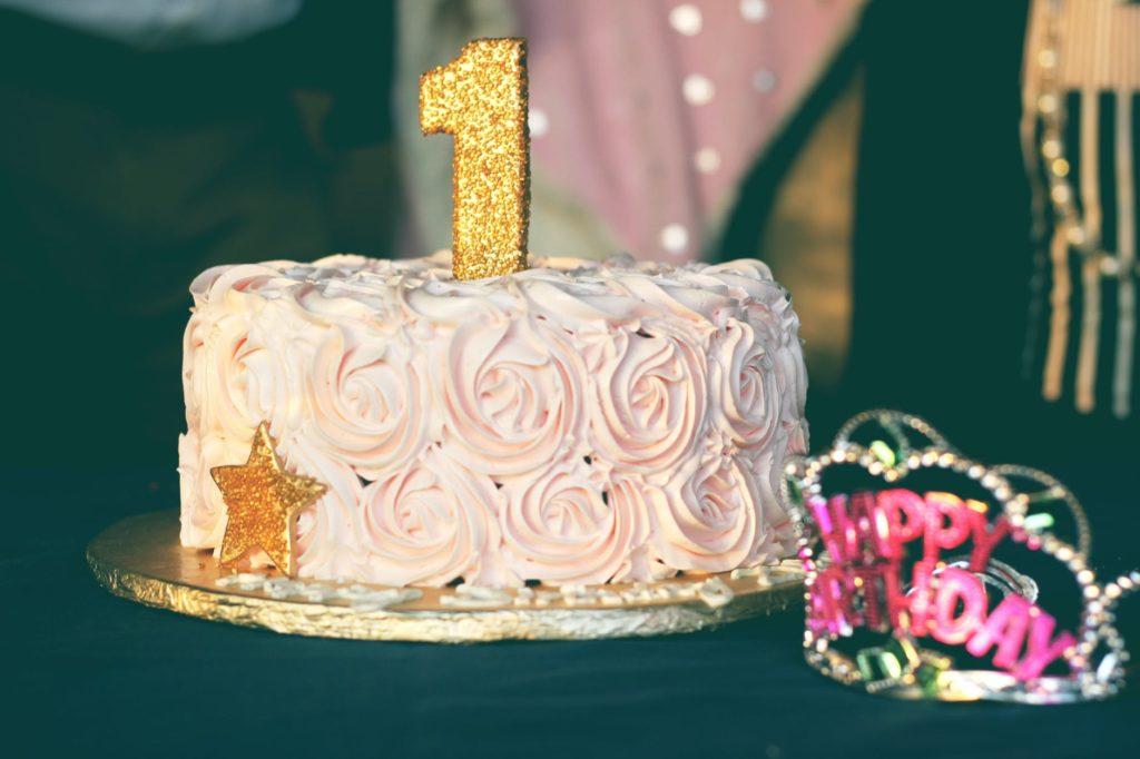 torta, rojstni dan