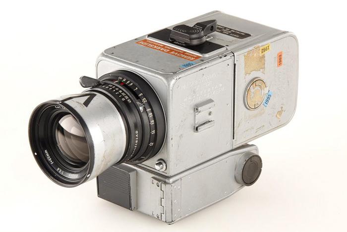 fotoaparati na Luni, Apollo 11